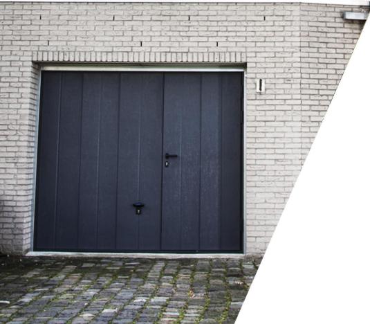 Super Geisoleerde kanteldeuren | Interdoors GY63